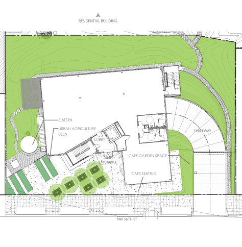 Commercial Site Map